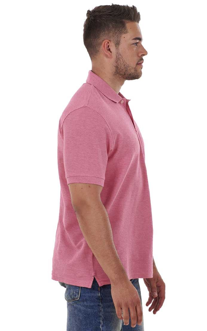 Men-039-s-ex-faMouS-store-Pure-Cotton-Plain-Top-Short-Sleeve-Polo-Tee-T-Shirt thumbnail 61