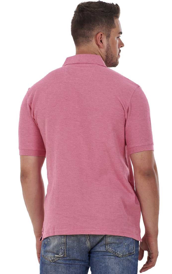 Men-039-s-ex-faMouS-store-Pure-Cotton-Plain-Top-Short-Sleeve-Polo-Tee-T-Shirt thumbnail 62