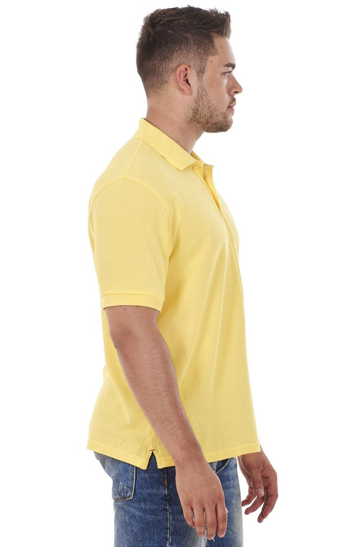Men-039-s-ex-faMouS-store-Pure-Cotton-Plain-Top-Short-Sleeve-Polo-Tee-T-Shirt thumbnail 97