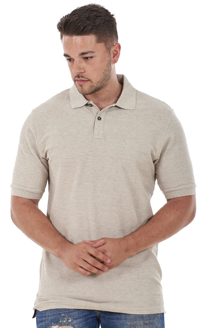 Men-039-s-ex-faMouS-store-Pure-Cotton-Plain-Top-Short-Sleeve-Polo-Tee-T-Shirt thumbnail 9