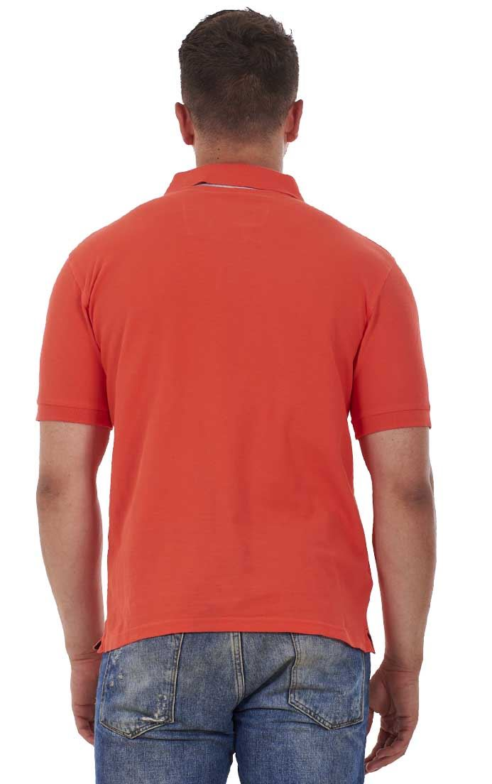 Men-039-s-ex-faMouS-store-Pure-Cotton-Plain-Top-Short-Sleeve-Polo-Tee-T-Shirt thumbnail 31