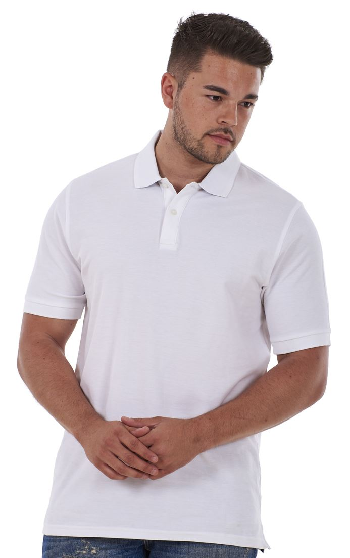 Men-039-s-ex-faMouS-store-Pure-Cotton-Plain-Top-Short-Sleeve-Polo-Tee-T-Shirt thumbnail 92