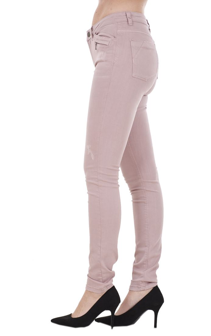 Ladies-Quality-Skinny-Jeans-Womens-Slim-Fit-Denim-Stretch miniatura 30