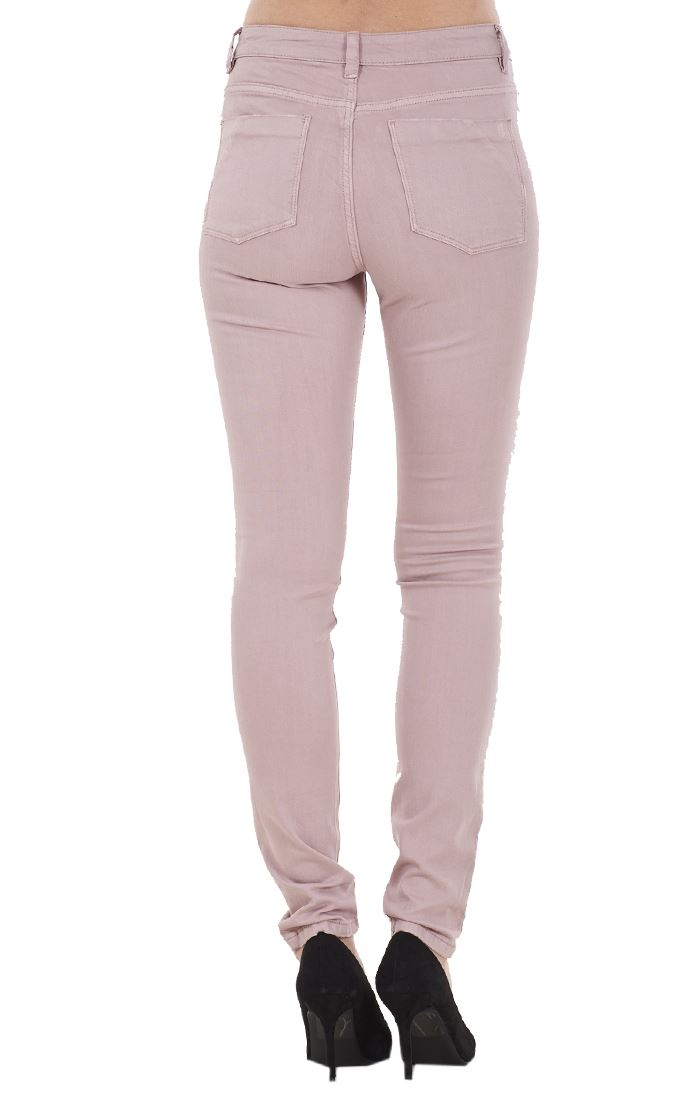 Ladies-Quality-Skinny-Jeans-Womens-Slim-Fit-Denim-Stretch miniatura 31