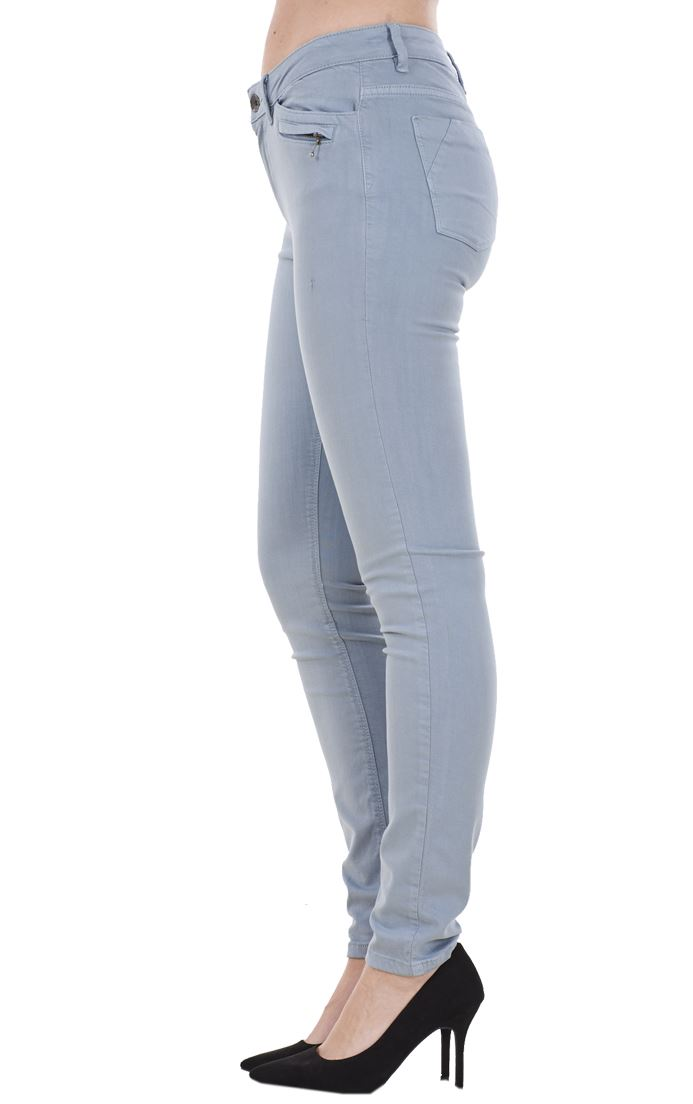 Ladies-Quality-Skinny-Jeans-Womens-Slim-Fit-Denim-Stretch miniatura 23