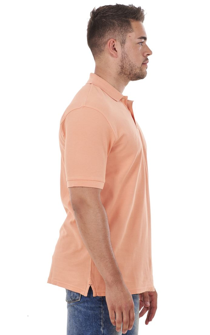 Men-039-s-ex-faMouS-store-Pure-Cotton-Plain-Top-Short-Sleeve-Polo-Tee-T-Shirt thumbnail 53
