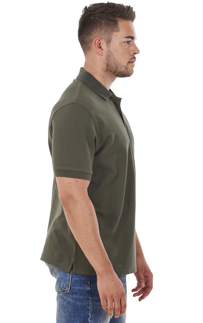 Men-039-s-ex-faMouS-store-Pure-Cotton-Plain-Top-Short-Sleeve-Polo-Tee-T-Shirt thumbnail 49
