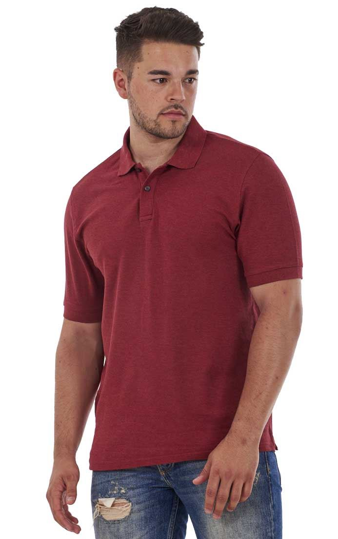 Men-039-s-ex-faMouS-store-Pure-Cotton-Plain-Top-Short-Sleeve-Polo-Tee-T-Shirt thumbnail 68