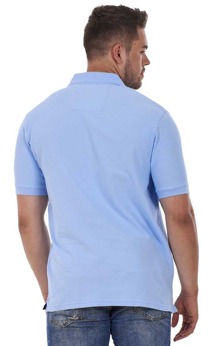 Men-039-s-ex-faMouS-store-Pure-Cotton-Plain-Top-Short-Sleeve-Polo-Tee-T-Shirt thumbnail 58