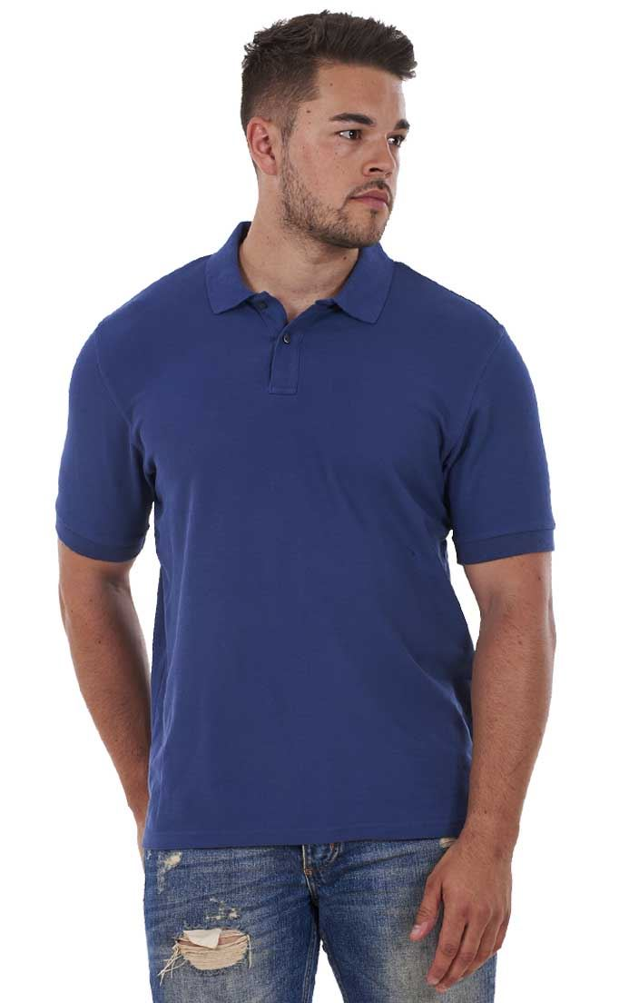 Men-039-s-ex-faMouS-store-Pure-Cotton-Plain-Top-Short-Sleeve-Polo-Tee-T-Shirt thumbnail 21