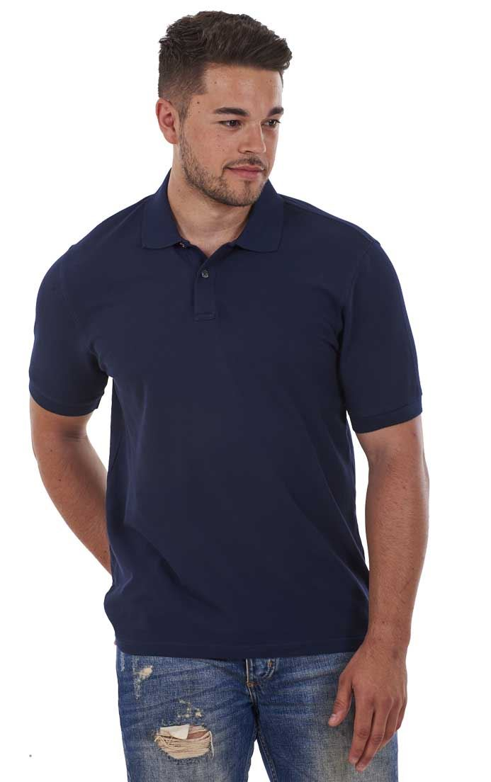 Men-039-s-ex-faMouS-store-Pure-Cotton-Plain-Top-Short-Sleeve-Polo-Tee-T-Shirt thumbnail 44