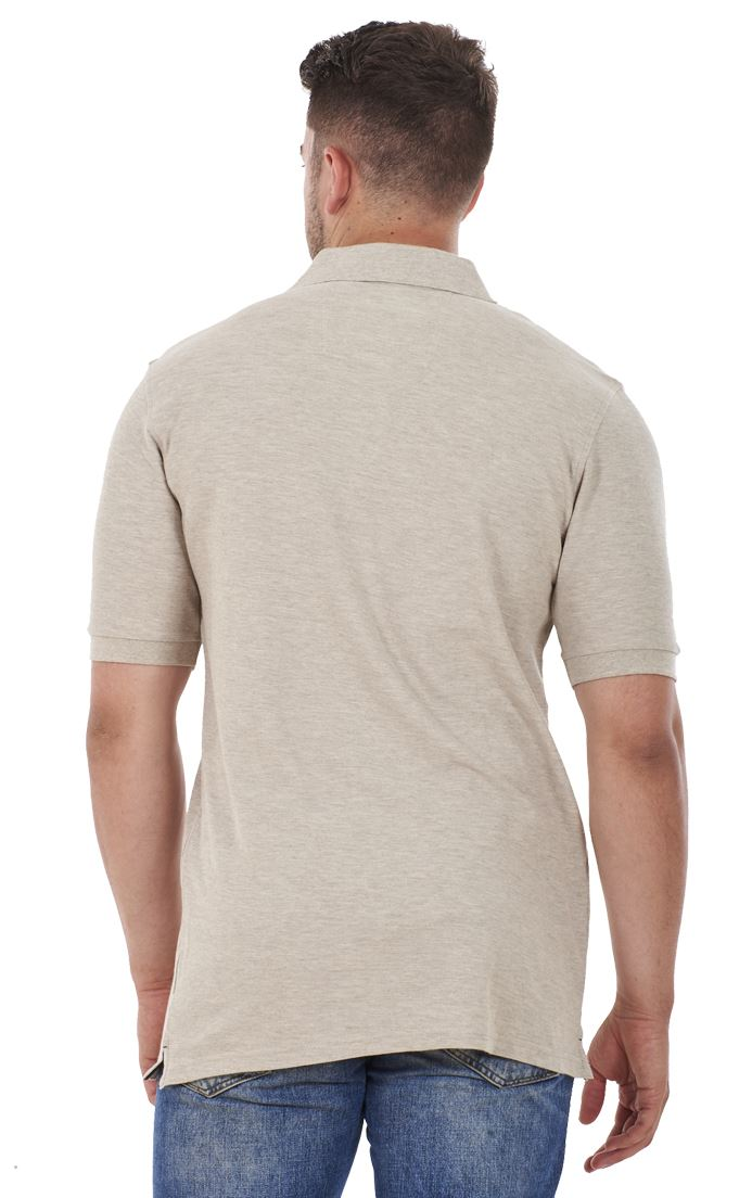 Men-039-s-ex-faMouS-store-Pure-Cotton-Plain-Top-Short-Sleeve-Polo-Tee-T-Shirt thumbnail 11