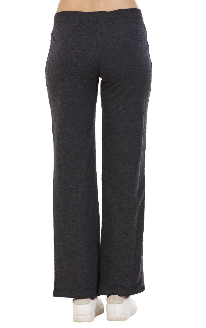 Ladies-Cotton-Stretch-Tracksuit-Bottoms-Sports-Gym-Straight-Leg-Joggers-Pants thumbnail 26