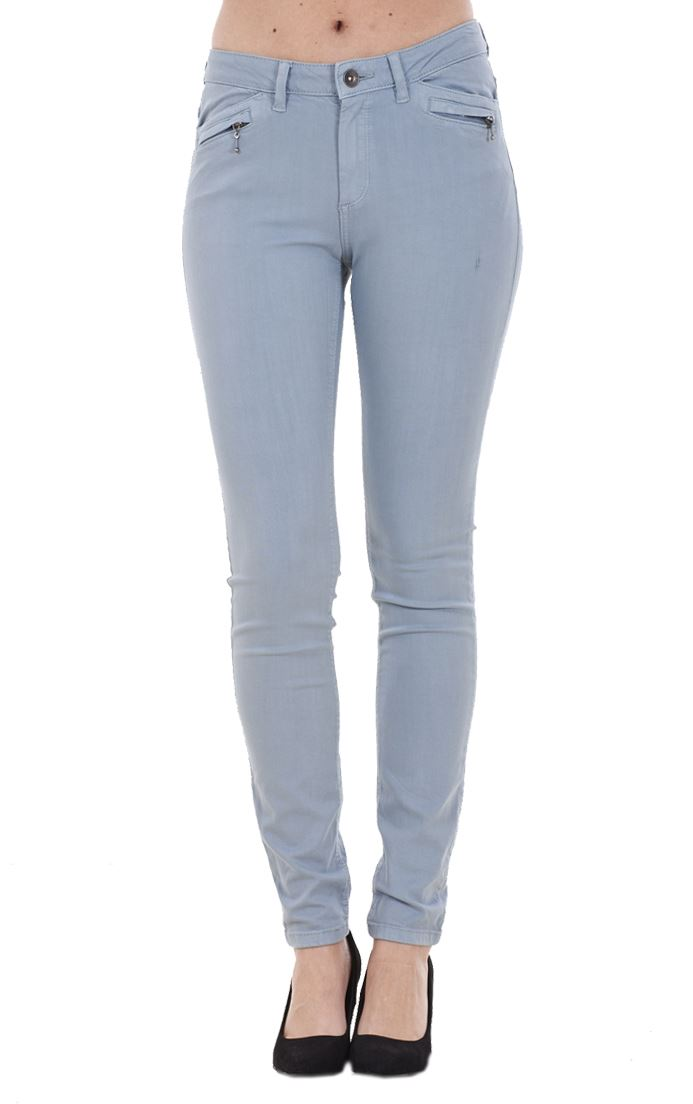 Ladies-Quality-Skinny-Jeans-Womens-Slim-Fit-Denim-Stretch miniatura 22
