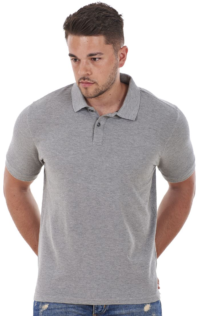 Men-039-s-ex-faMouS-store-Pure-Cotton-Plain-Top-Short-Sleeve-Polo-Tee-T-Shirt thumbnail 36