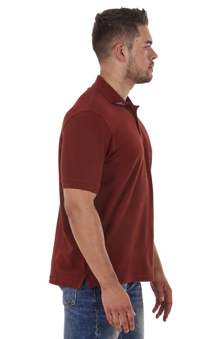 Men-039-s-ex-faMouS-store-Pure-Cotton-Plain-Top-Short-Sleeve-Polo-Tee-T-Shirt thumbnail 77