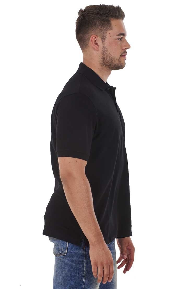 Men-039-s-ex-faMouS-store-Pure-Cotton-Plain-Top-Short-Sleeve-Polo-Tee-T-Shirt thumbnail 14