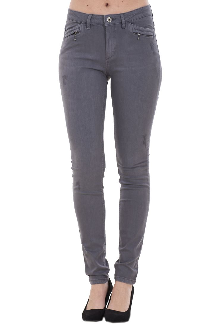 Ladies-Quality-Skinny-Jeans-Womens-Slim-Fit-Denim-Stretch miniatura 15