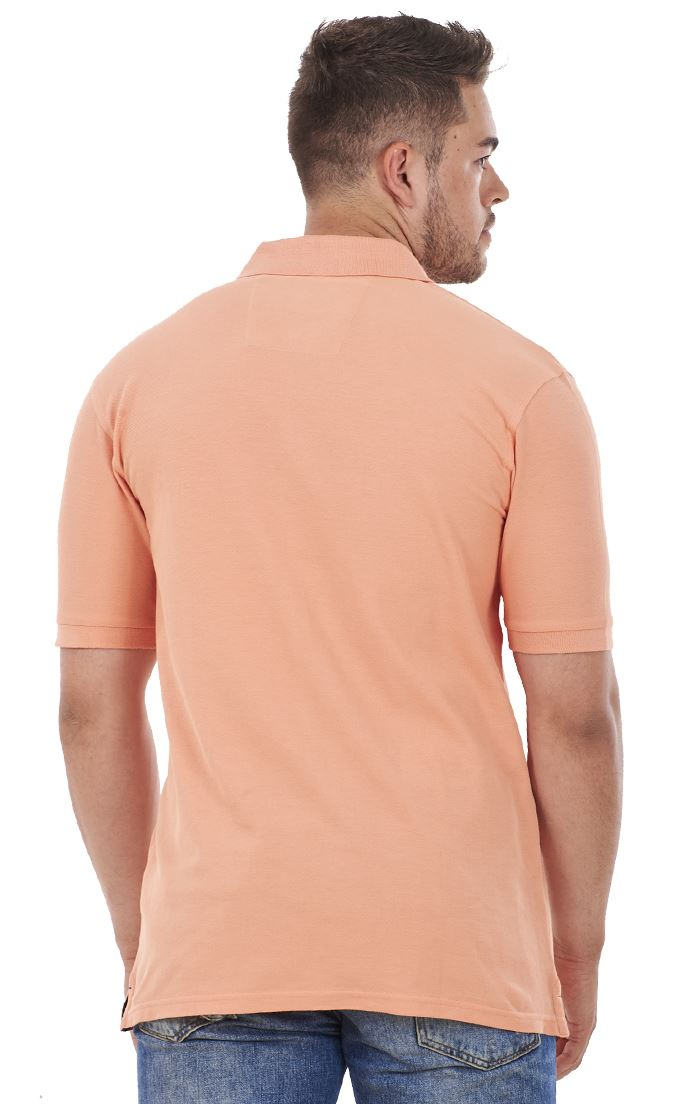 Men-039-s-ex-faMouS-store-Pure-Cotton-Plain-Top-Short-Sleeve-Polo-Tee-T-Shirt thumbnail 54