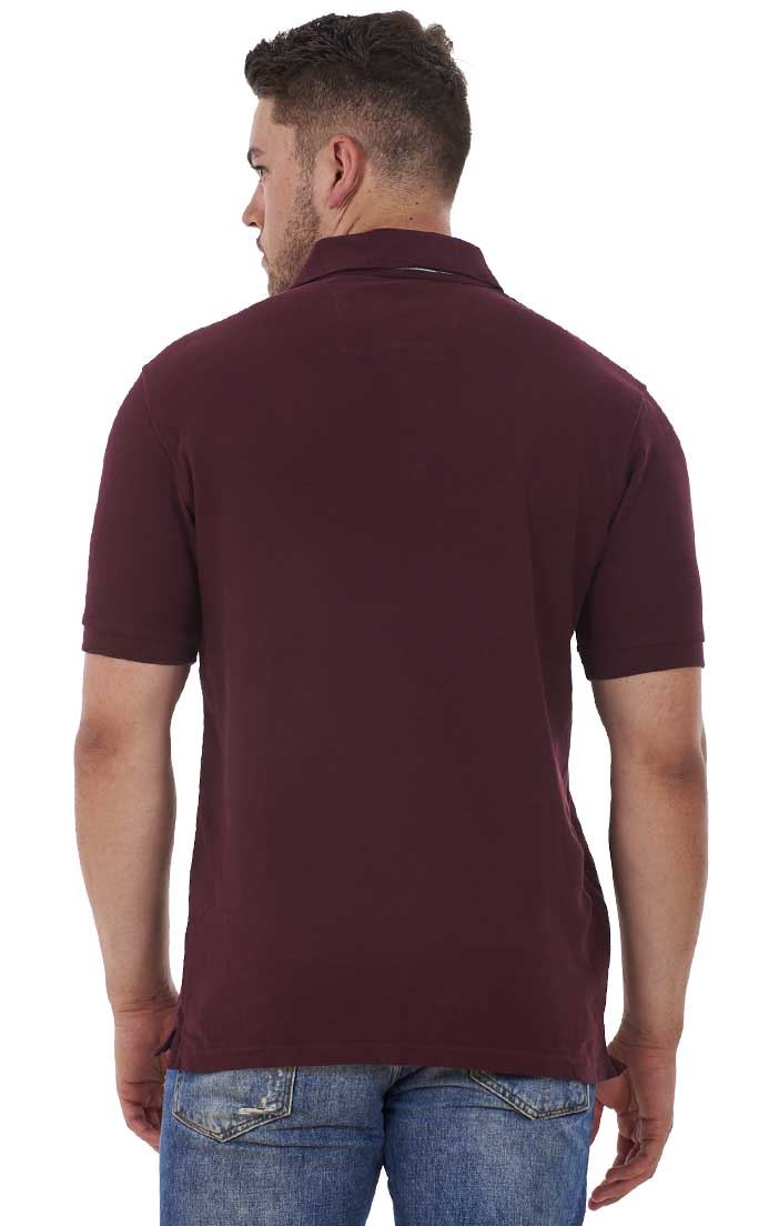 Men-039-s-ex-faMouS-store-Pure-Cotton-Plain-Top-Short-Sleeve-Polo-Tee-T-Shirt thumbnail 19