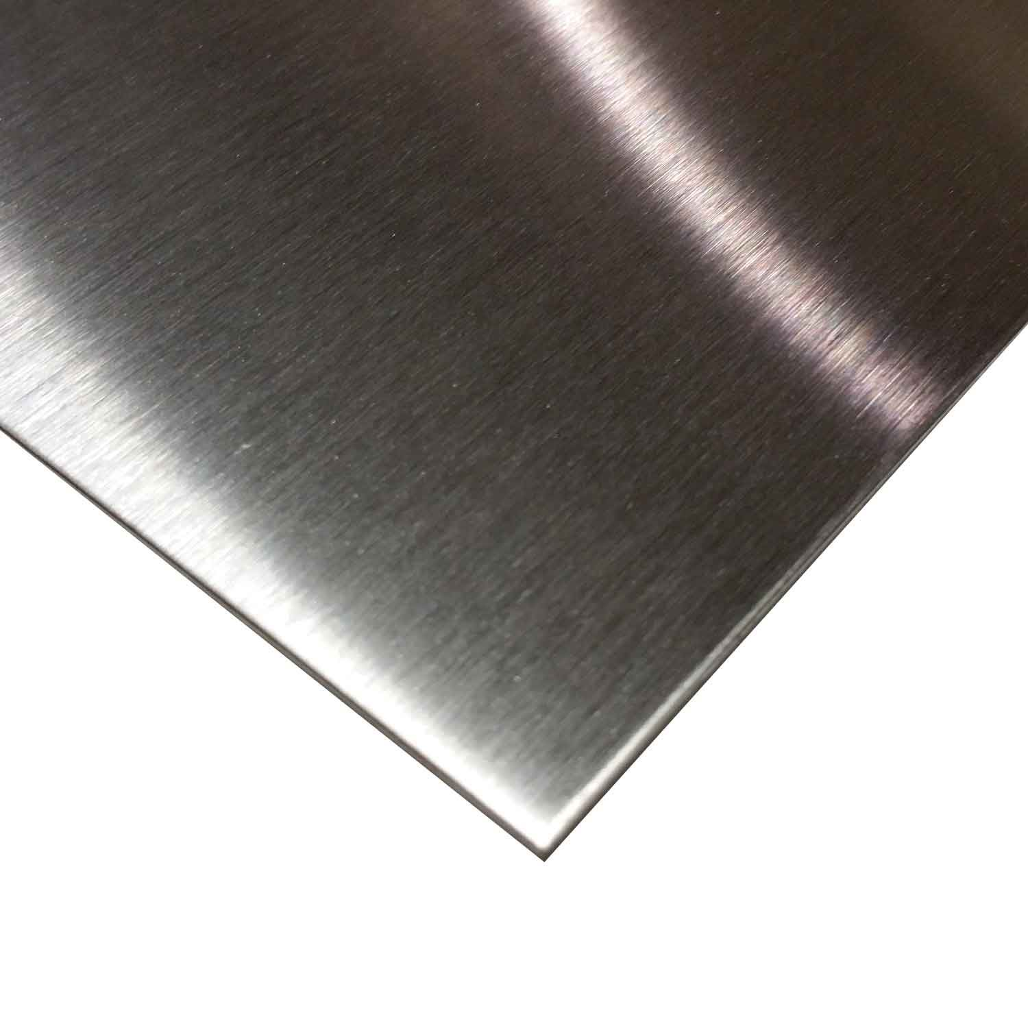 Stainless steel sheet quot ga