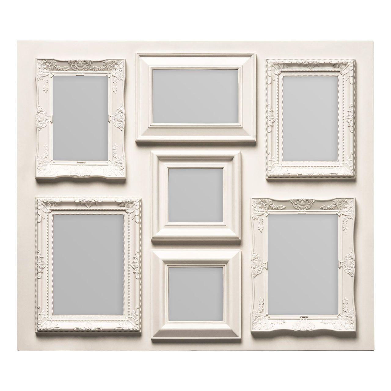 Multi Photo Frame, 3 Rectangular 4x6\