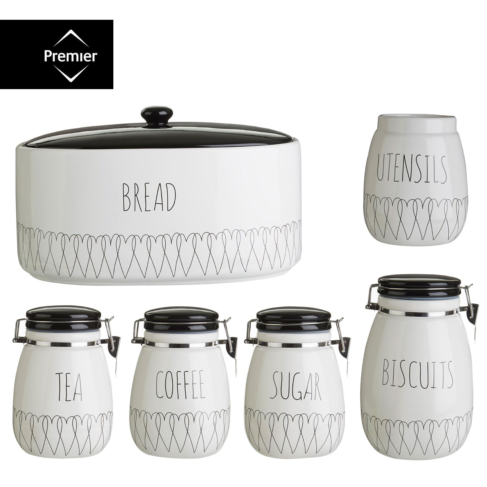 Ebay Kitchen Canister Sets