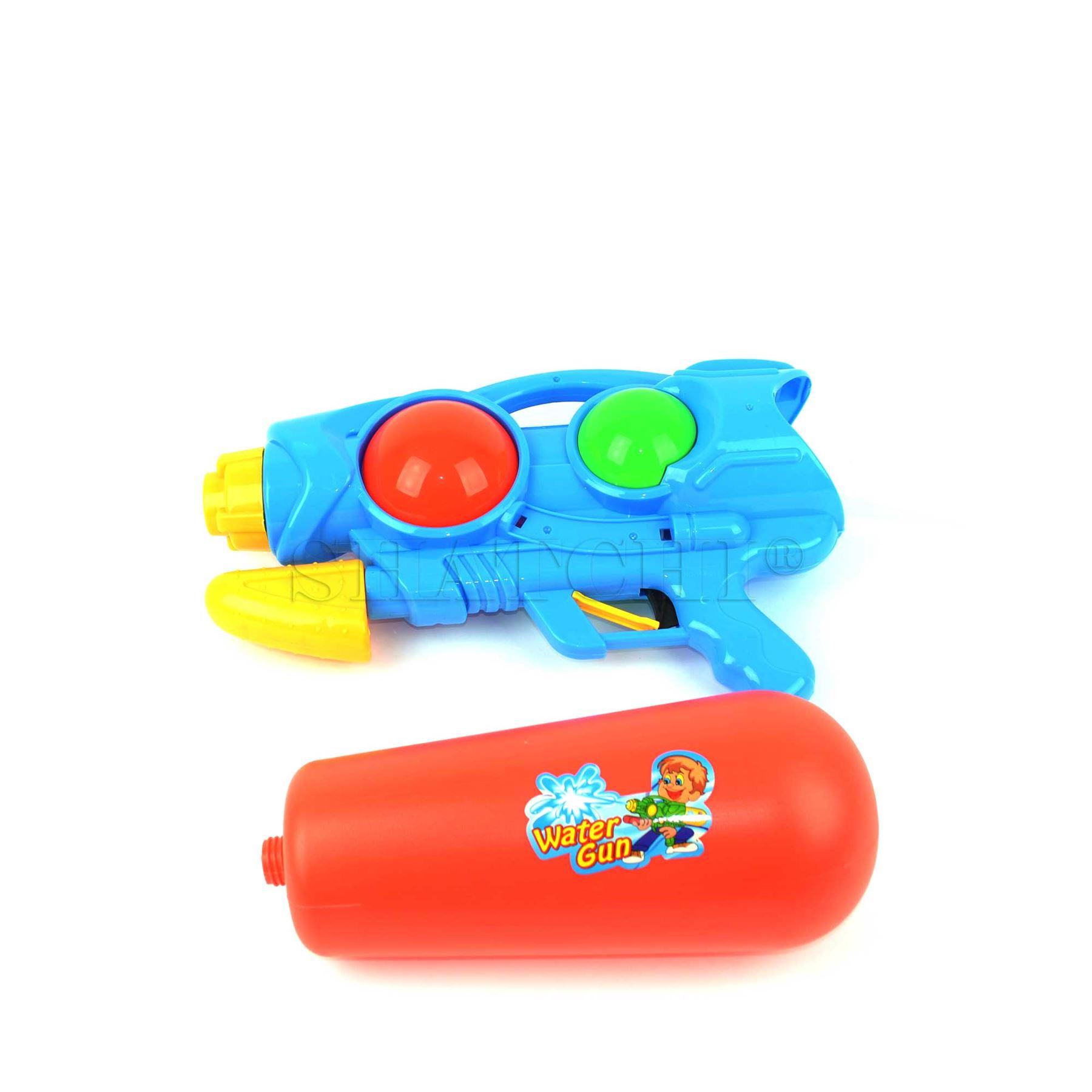 miniature 27 - Large Water Gun Pump Action Super Soaker Sprayer Backpack Outdoor Beach Garden