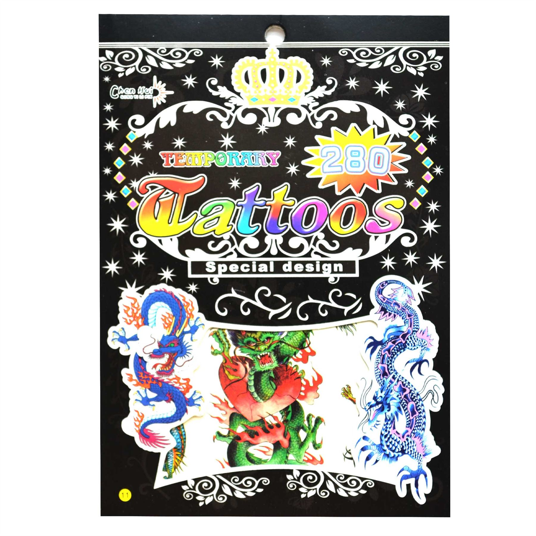 Children temporary tattoos transfer birthday party favours for Temporary tattoos kids