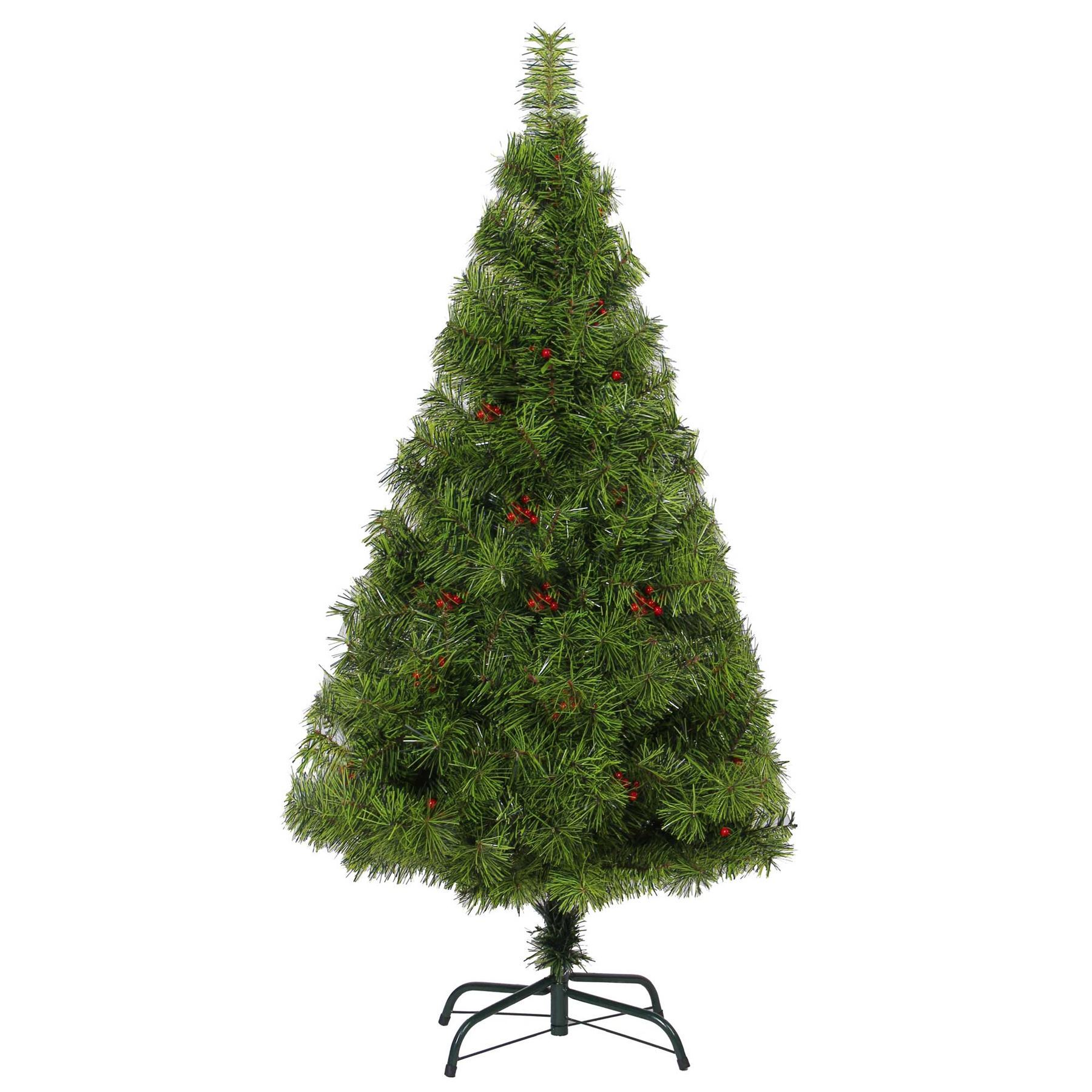 Does Lowes Sell Christmas Trees: Artificial Christmas Tree Pre-Lit LED Fibre Optic Elegant