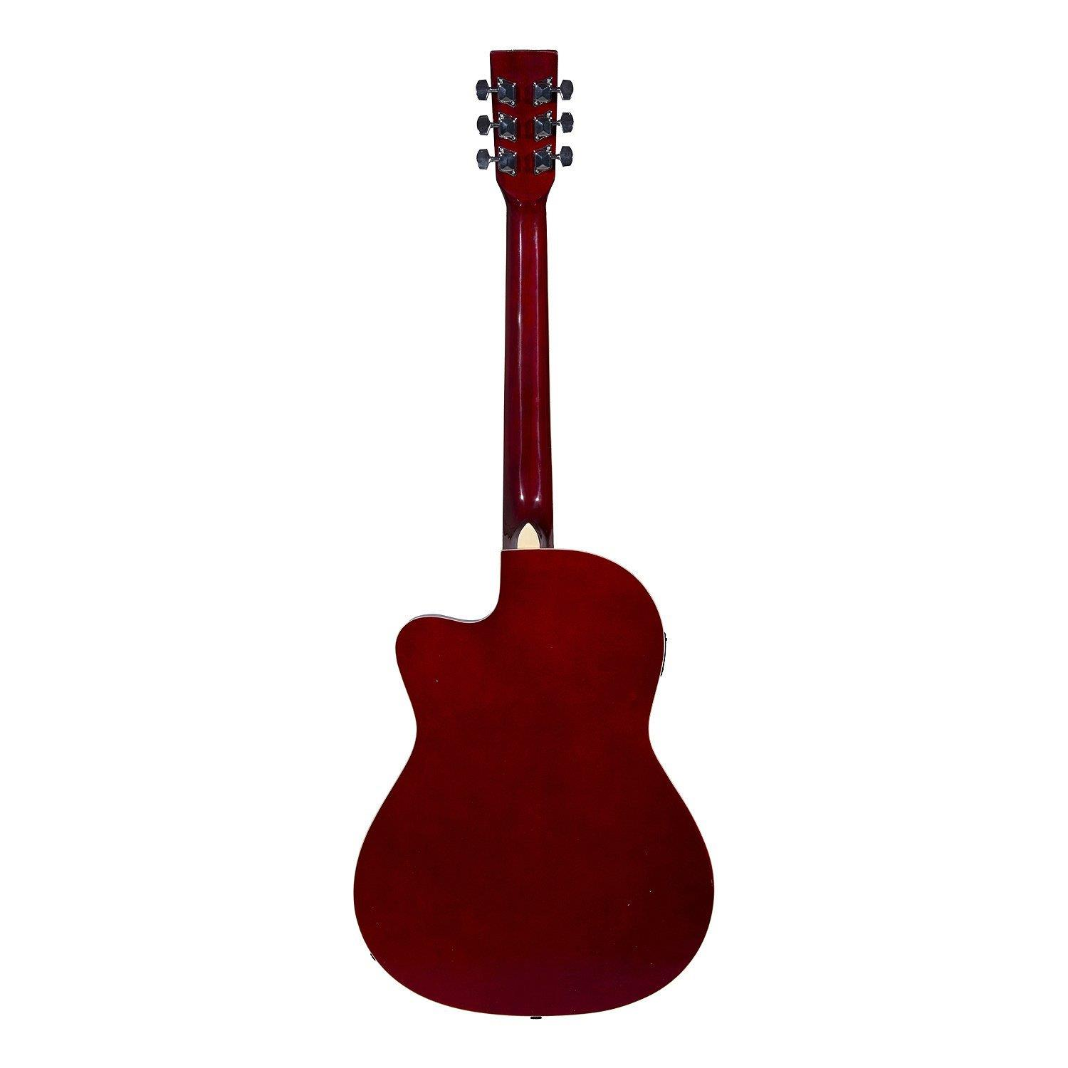 40-034-Acoustic-Classical-Guitar-Full-Size-4-4-Beginner-Adult-Student-Musical-Gifts thumbnail 29