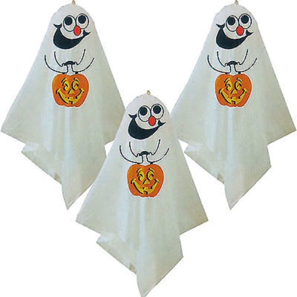 Halloween Spooky Party Scary Decorations Spider Web Fake