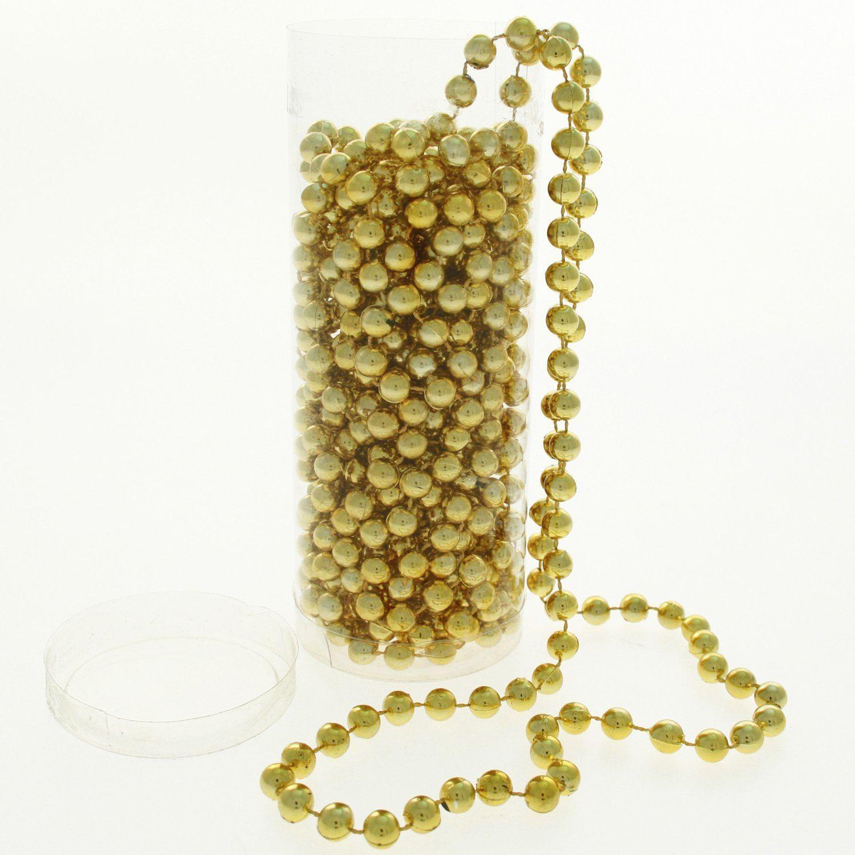 24-FT-environ-7-32-m-8-M-perle-boule-chaine-Guirlande-Arbre-de-Noel-Suspendu-Decorations-de-Noel miniature 3