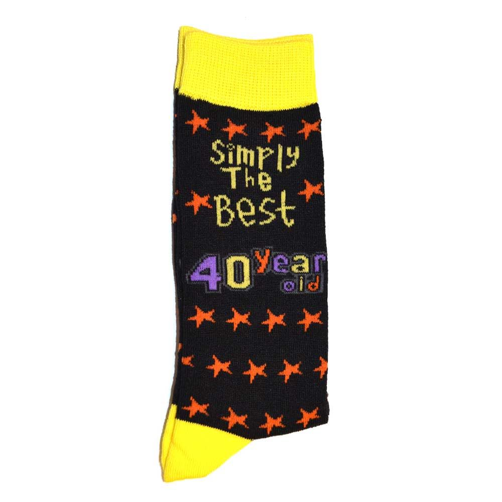 Simply-The-Best-Socks-Birthday-Christmas-Mothers-Day-Fathers-13-16-18-Gifts thumbnail 7