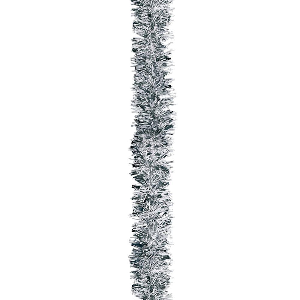 Luxury-Trama-Grossa-Spessa-ALBERO-NATALE-DECORAZIONI-Ghirlanda-Decorazioni-Casa-Festa-di-Natale miniatura 27