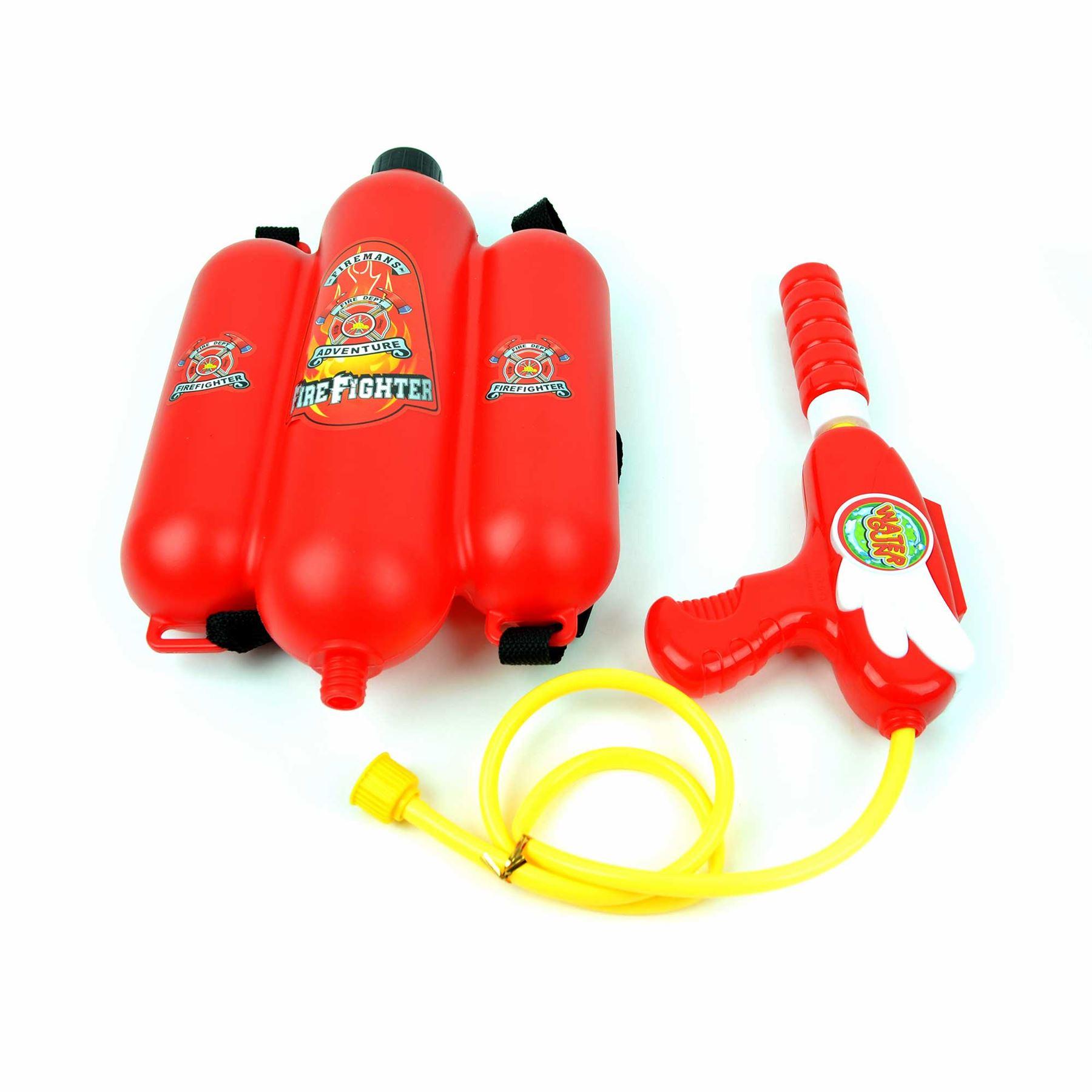 miniature 33 - Large Water Gun Pump Action Super Soaker Sprayer Backpack Outdoor Beach Garden