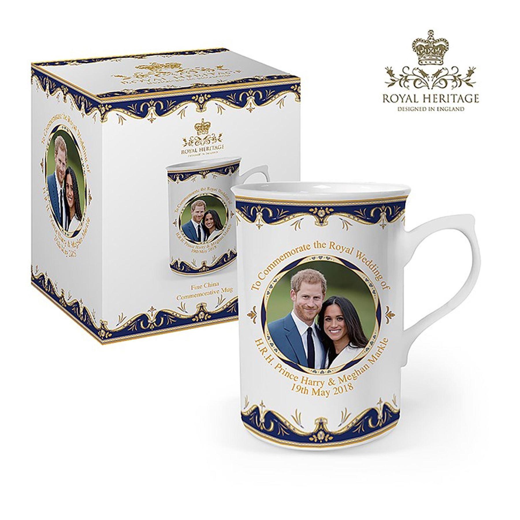 Royal Wedding Gifts: Prince Harry And Meghan Markle Royal Wedding Collectible