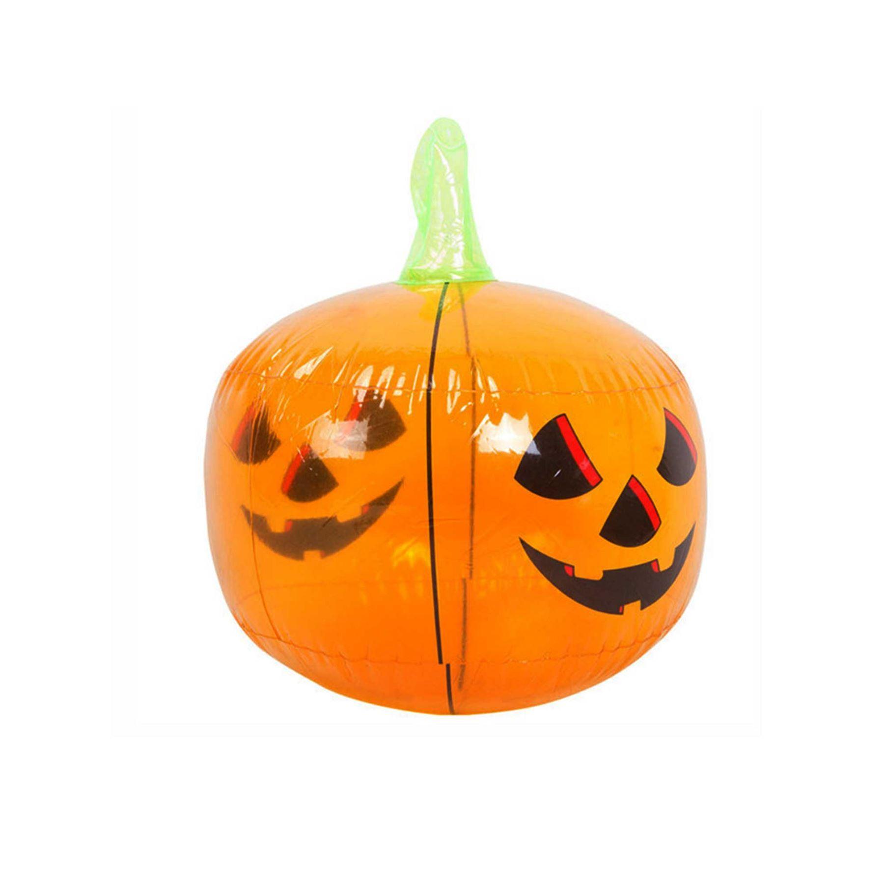inflatable pumpkin skeleton spider bat halloween decorations hanging