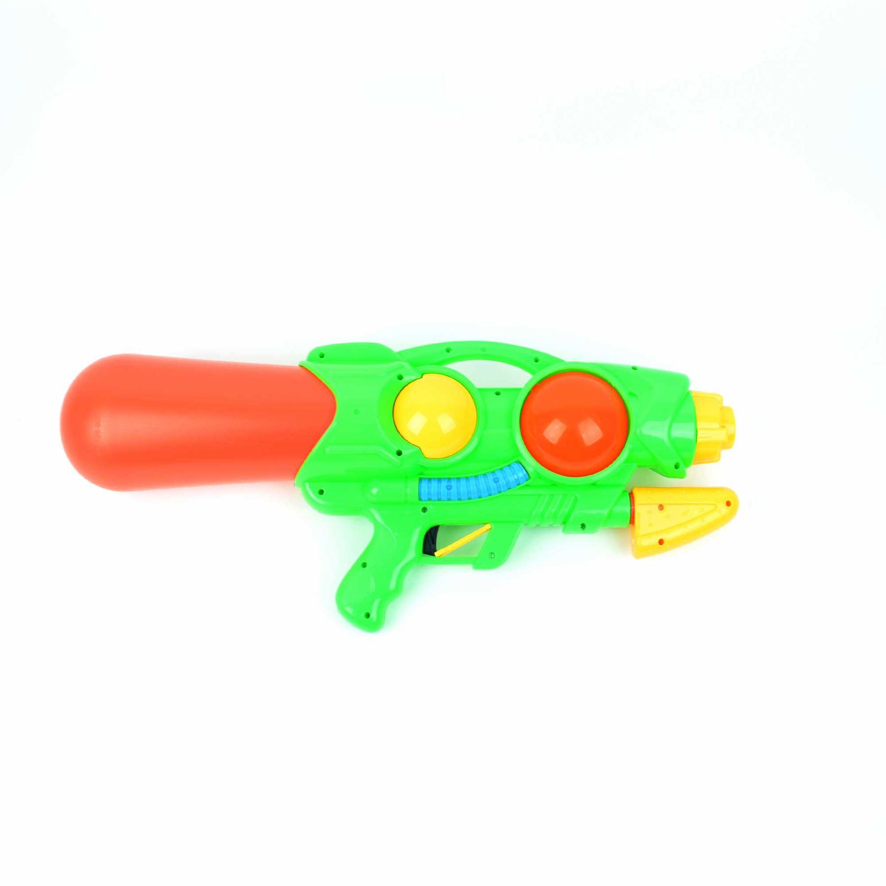 miniature 30 - Large Water Gun Pump Action Super Soaker Sprayer Backpack Outdoor Beach Garden