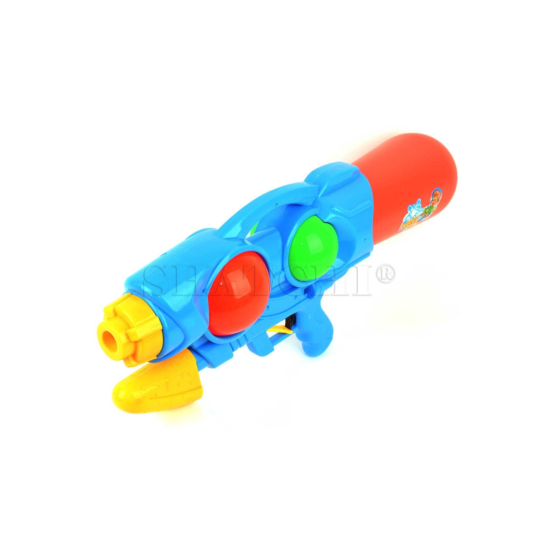 miniature 25 - Large Water Gun Pump Action Super Soaker Sprayer Backpack Outdoor Beach Garden