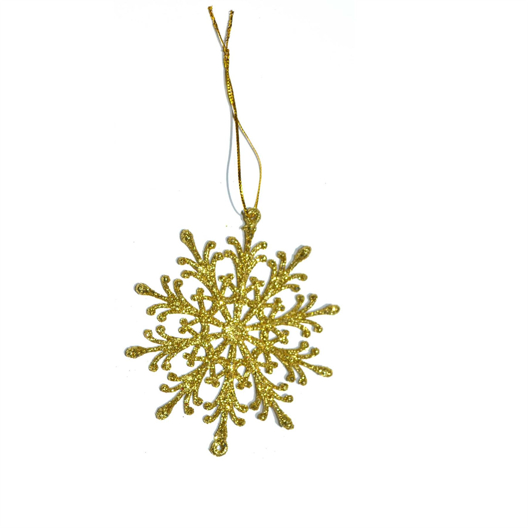 Christmas-Tree-Hanging-Decorations-Glitter-Snowman-Xmas-Beads-Chain-Garland thumbnail 9