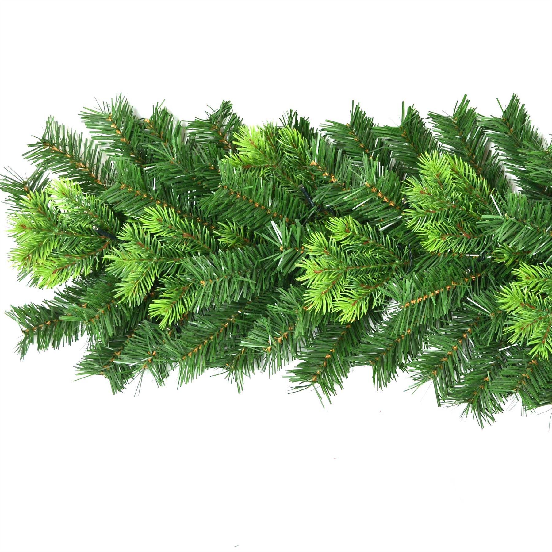 Pre-Illuminato-PRELIT-decorato-Corona-Ghirlanda-Decorazioni-Natalizie-Natale-Home-Decor-UK miniatura 14