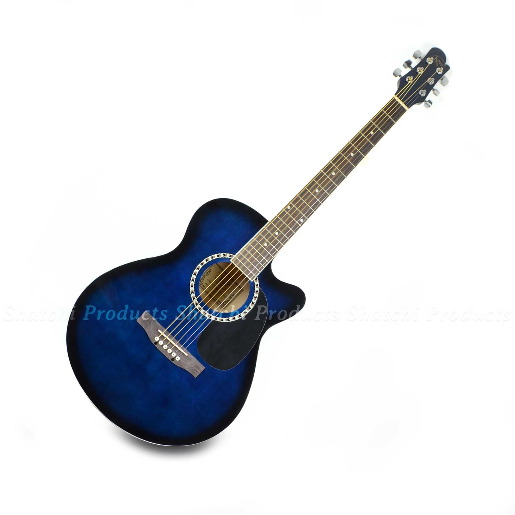 40-034-Acoustic-Classical-Guitar-Full-Size-4-4-Beginner-Adult-Student-Musical-Gifts thumbnail 10