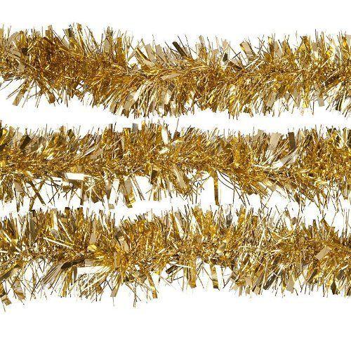 Luxury-Trama-Grossa-Spessa-ALBERO-NATALE-DECORAZIONI-Ghirlanda-Decorazioni-Casa-Festa-di-Natale miniatura 8