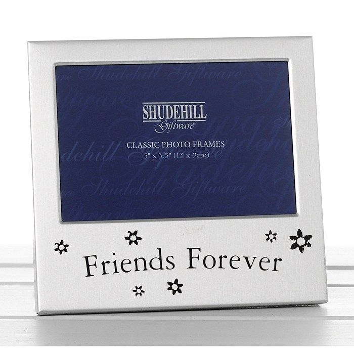 Friends Forever Photo Frame Friendship Day Christmas Birthday Best