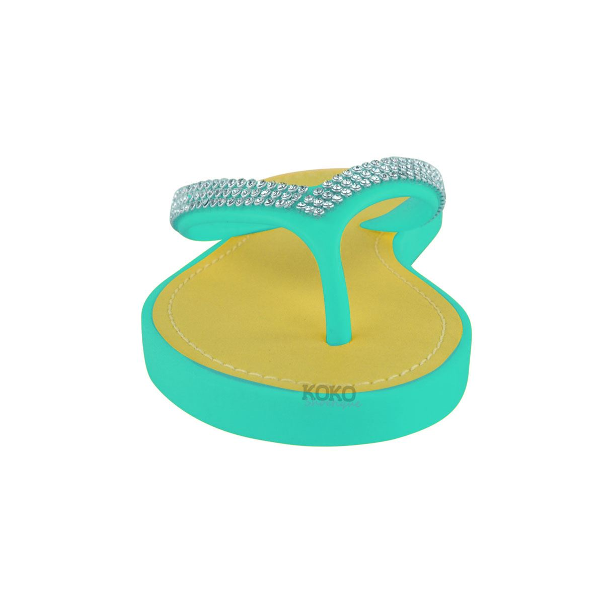 NEW-JELLY-SANDALS-WOMENS-LADIES-DIAMANTE-SUMMER-HOLIDAY-COMFORTS-FLIP-FLOPS-SIZE thumbnail 47