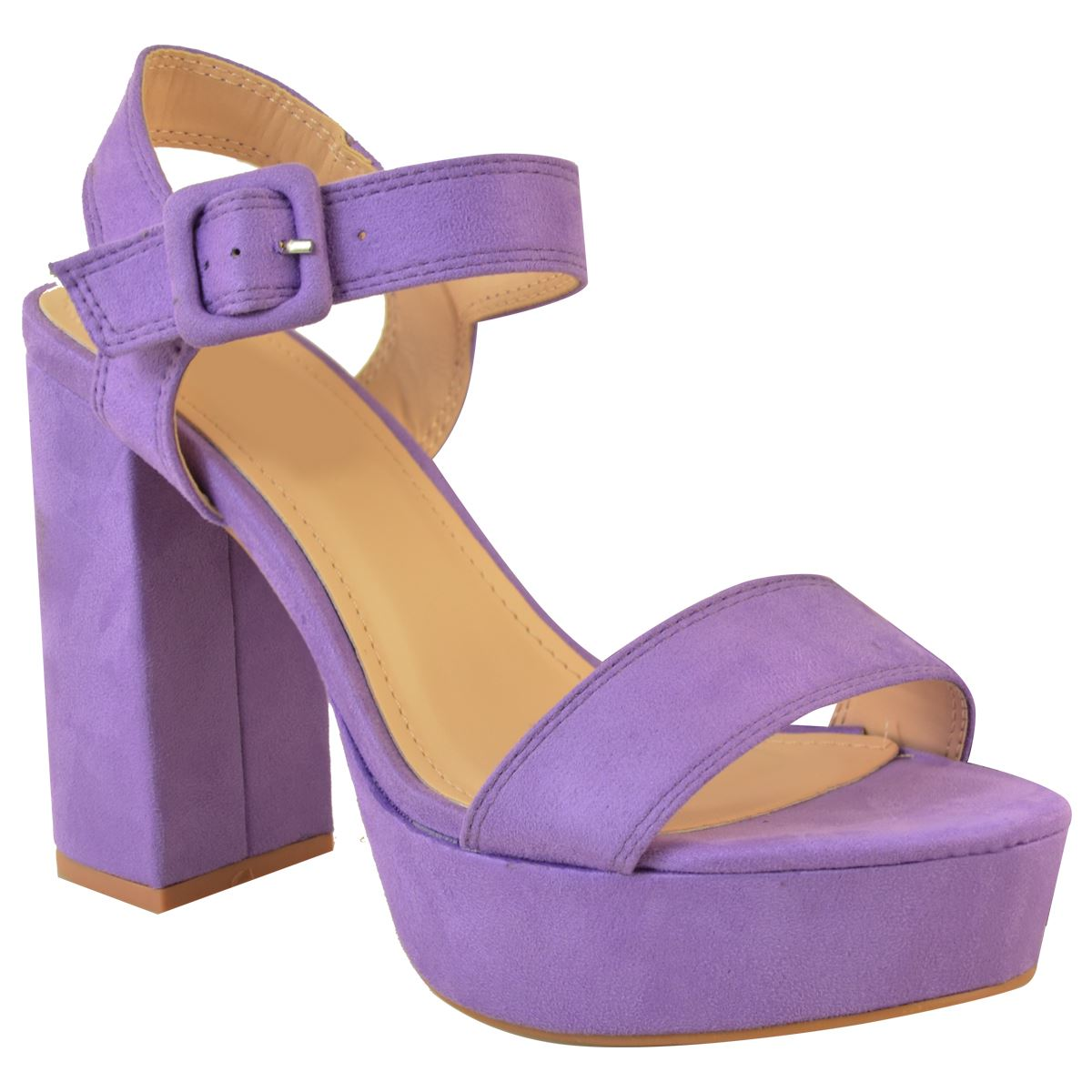 New-Womens-Summer-Platform-High-Heel-Sandals-Ladies-Open-Toe-Strappy-Party-Shoes thumbnail 28