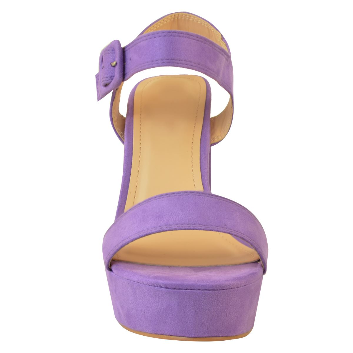 New-Womens-Summer-Platform-High-Heel-Sandals-Ladies-Open-Toe-Strappy-Party-Shoes thumbnail 31