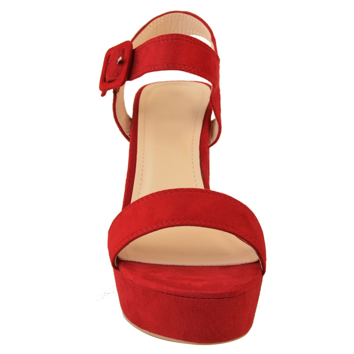 New-Womens-Summer-Platform-High-Heel-Sandals-Ladies-Open-Toe-Strappy-Party-Shoes thumbnail 41