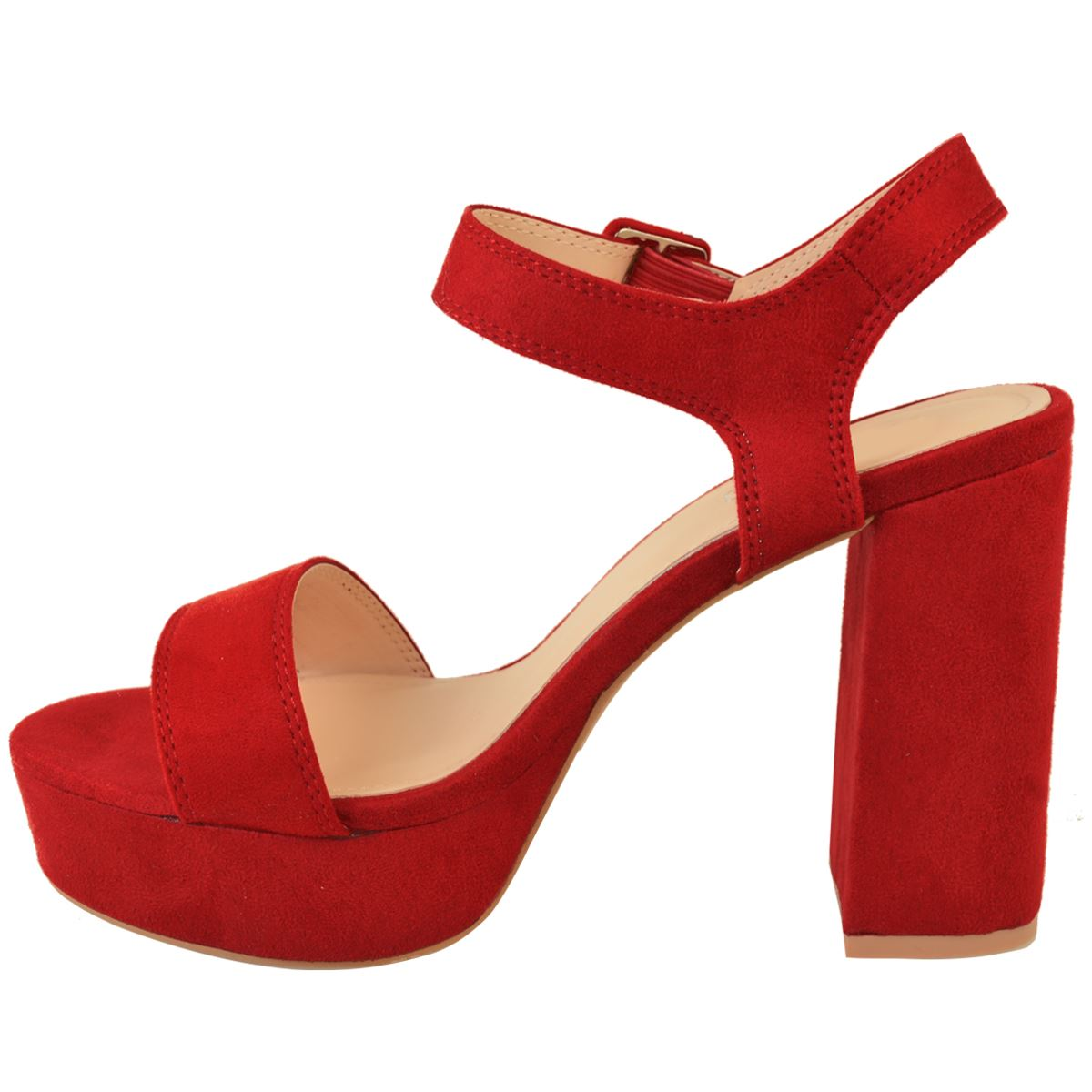 New-Womens-Summer-Platform-High-Heel-Sandals-Ladies-Open-Toe-Strappy-Party-Shoes thumbnail 40